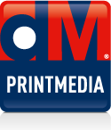 DMprintmedia - Printmedia - Logo