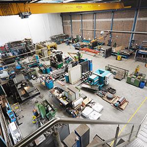 Rhinetech Hal en Machines