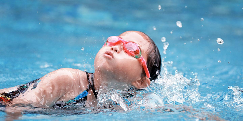 zwemmen voor mijn kind