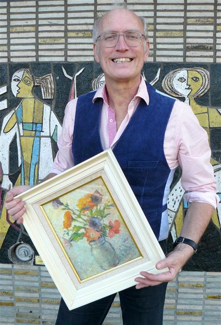 Taxateur schilderijen Antiekcheck: Geert Kocken