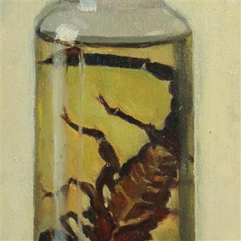 10 juni 2019 | Venijn in een glazen pot, over het werk van Jeannne Bieruma Oosting