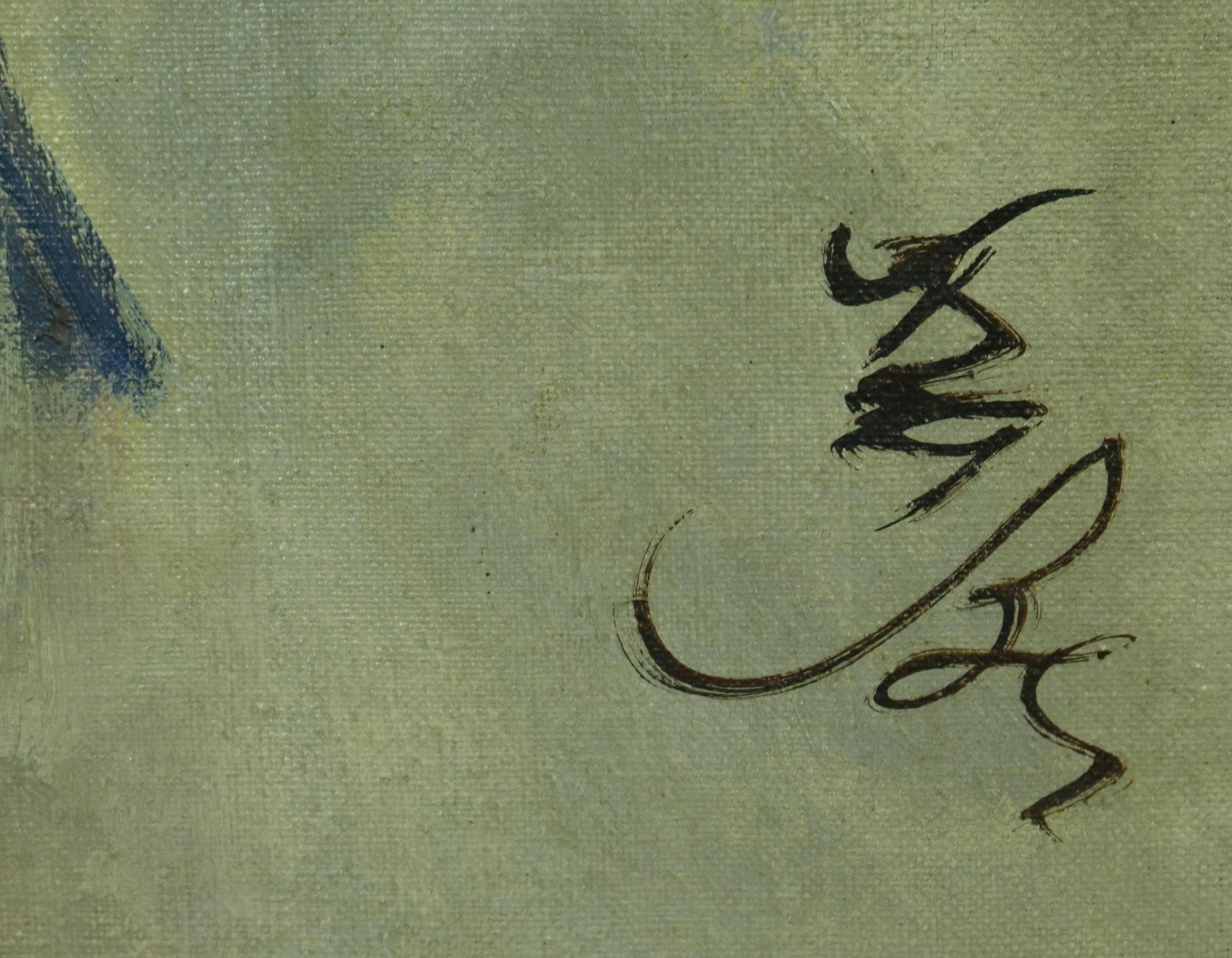 signatuur Reinier Lucassen (1939)   De terugkeer van Hebdomeros