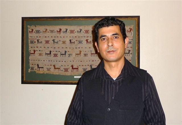 Perzisch Tapijt Taxeren : Reza memarian taxeert uw antieke tapijten hangkleden en