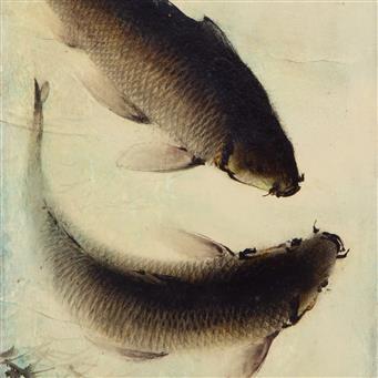 Waar Oost en West elkaar ontmoeten, over het werk van de schilder Lee Man Fong