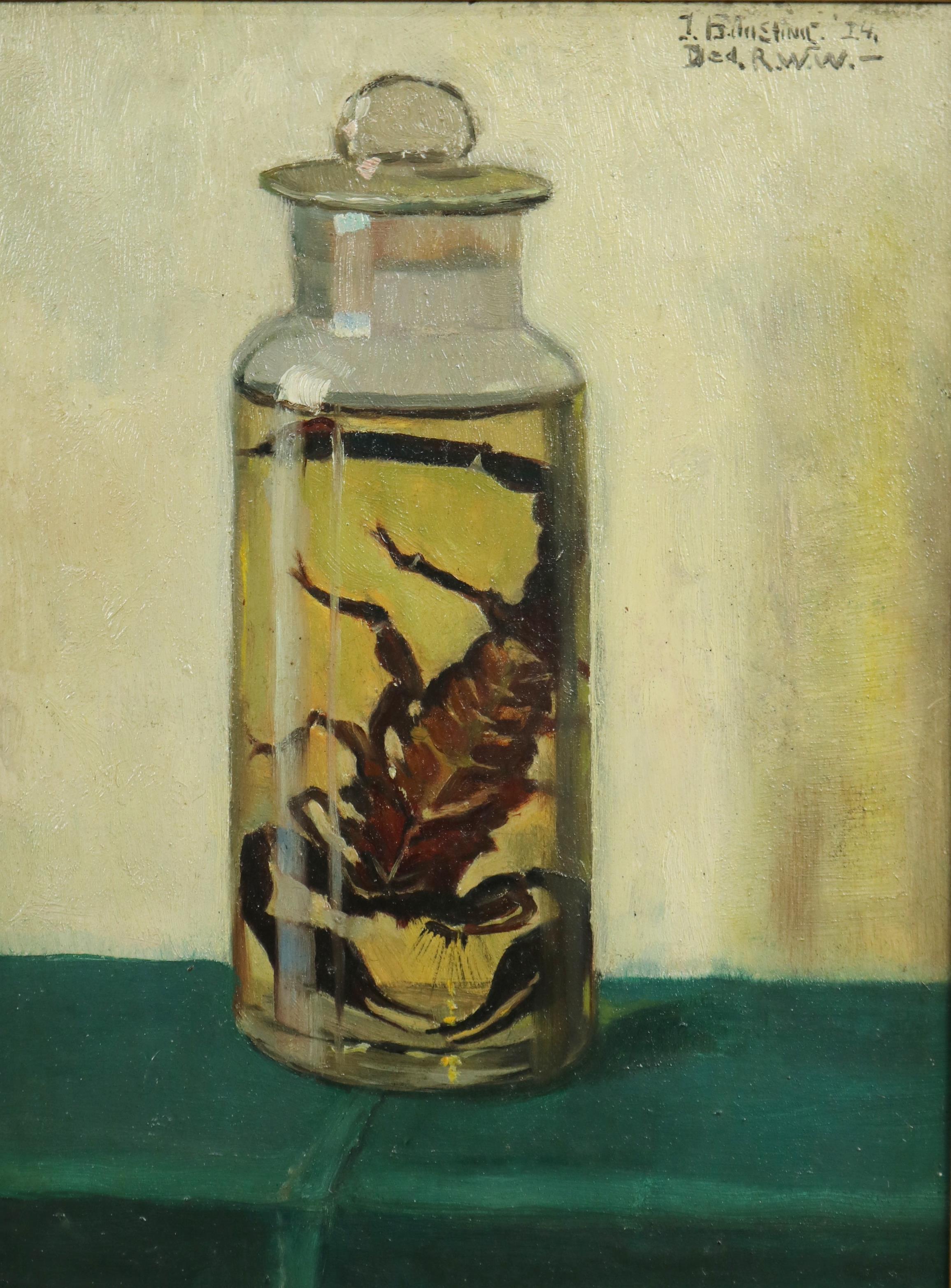 Jeanne Bieruma Oosting (1898-1994) 'Schorpioen'