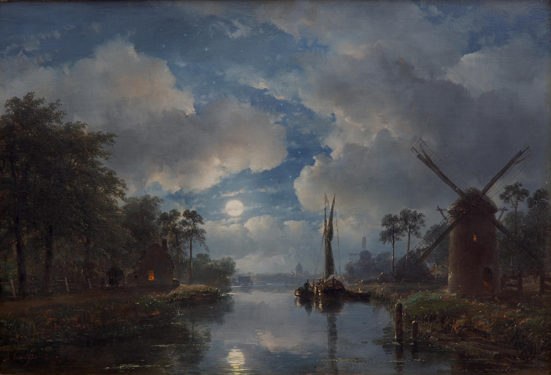 Andreas Schelfhout (1787–1870)