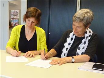Leergeld Nijmegen en Gemeente Nijmegen tekenen Speeltuinovereenkomst