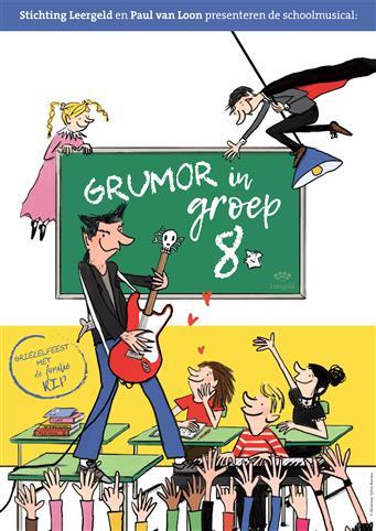 Musical Grumor in groep 8