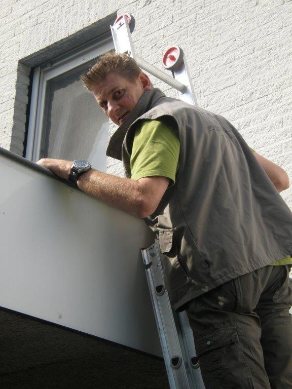 Kees Nederend, Register bouwkundig Inspecteur
