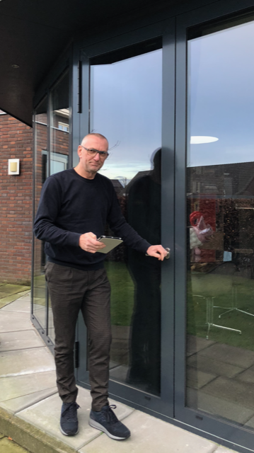 Wiek Smedts, Register bouwkundig Inspecteur