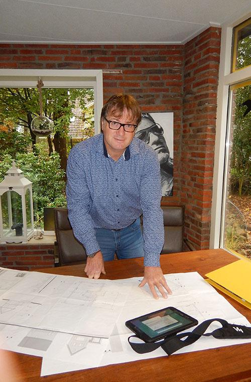 Bob van Dinten, Register bouwkundig Inspecteur