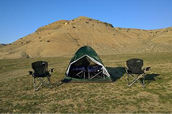 Owadan tourism tent