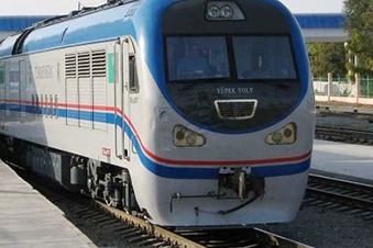 Owadan tourismturkmenistan railways train3