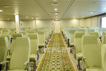 Owadan Tourism Berkarar-ferry