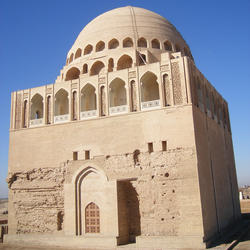 Merw - Mausoleum of Sultan Sanjar
