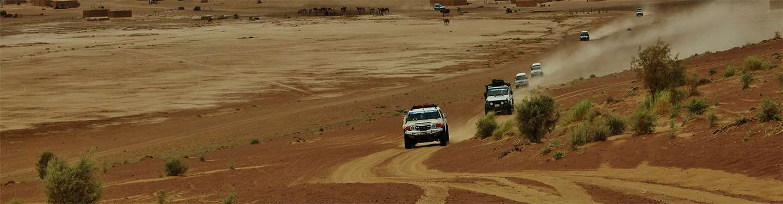 Owadan Jeep tour