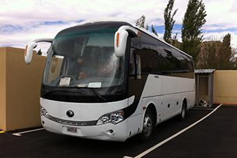 Owadan bus tour yutong