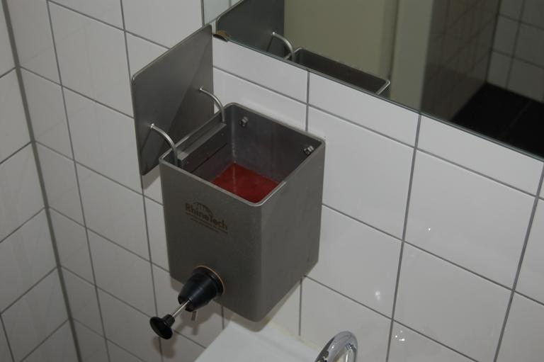 Corona proof dispenser