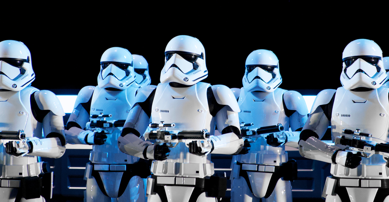 Imperial Stormtroopers